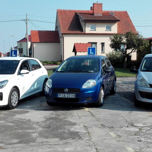 Szkoła jazdy w Jarocinie